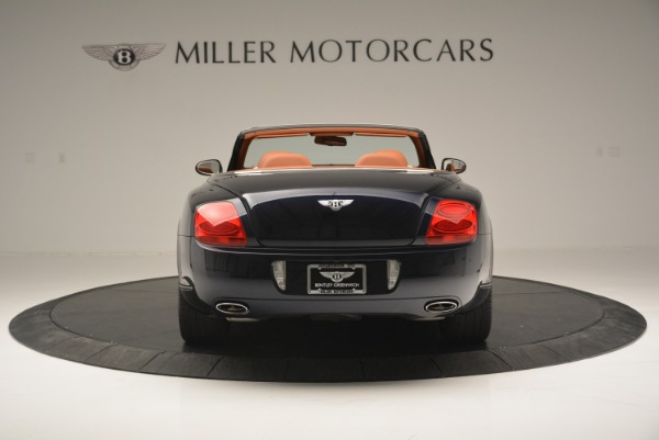 Used 2008 Bentley Continental GTC GT for sale Sold at Maserati of Greenwich in Greenwich CT 06830 4