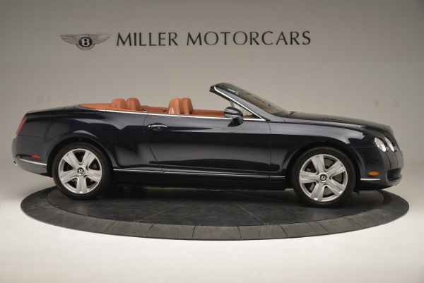 Used 2008 Bentley Continental GTC GT for sale Sold at Maserati of Greenwich in Greenwich CT 06830 6