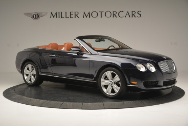Used 2008 Bentley Continental GTC GT for sale Sold at Maserati of Greenwich in Greenwich CT 06830 7