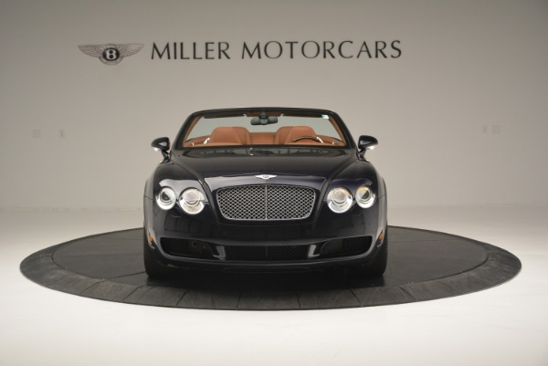 Used 2008 Bentley Continental GTC GT for sale Sold at Maserati of Greenwich in Greenwich CT 06830 8