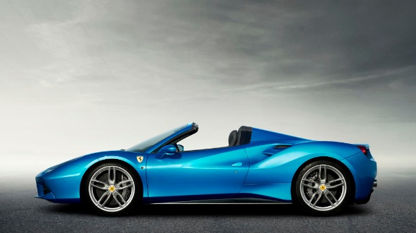 New 2019 Ferrari 488 Spider for sale Sold at Maserati of Greenwich in Greenwich CT 06830 2