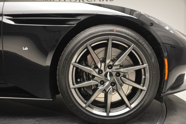 Used 2017 Aston Martin DB11 V12 for sale $149,900 at Maserati of Greenwich in Greenwich CT 06830 16