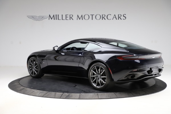 Used 2017 Aston Martin DB11 V12 for sale $149,900 at Maserati of Greenwich in Greenwich CT 06830 3