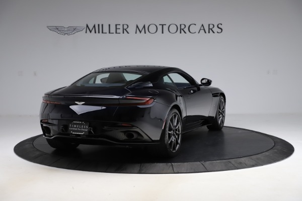Used 2017 Aston Martin DB11 V12 for sale $149,900 at Maserati of Greenwich in Greenwich CT 06830 5
