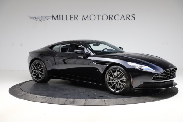 Used 2017 Aston Martin DB11 V12 for sale $149,900 at Maserati of Greenwich in Greenwich CT 06830 8