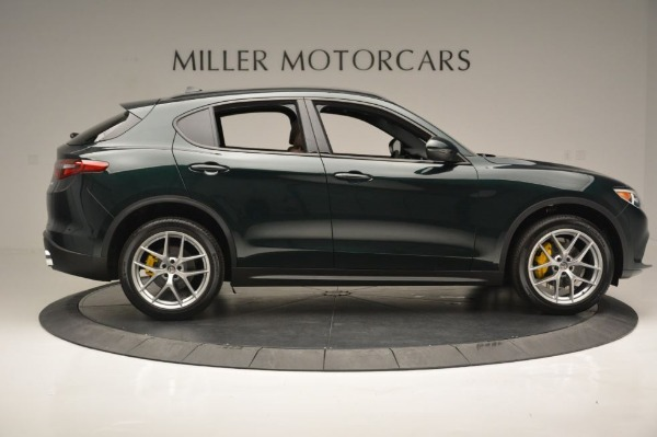 New 2018 Alfa Romeo Stelvio Ti Sport Q4 for sale Sold at Maserati of Greenwich in Greenwich CT 06830 10