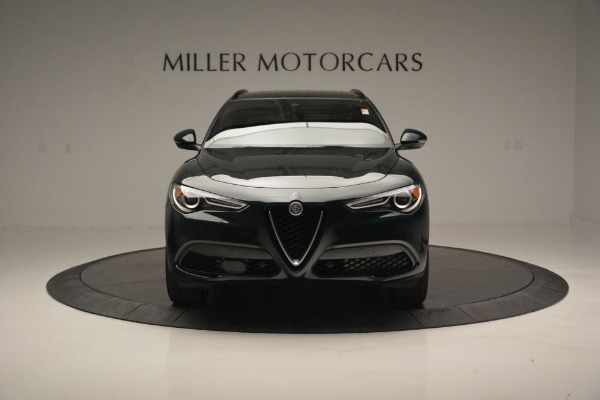 New 2018 Alfa Romeo Stelvio Ti Sport Q4 for sale Sold at Maserati of Greenwich in Greenwich CT 06830 13