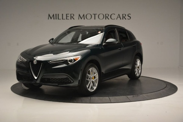 New 2018 Alfa Romeo Stelvio Ti Sport Q4 for sale Sold at Maserati of Greenwich in Greenwich CT 06830 2