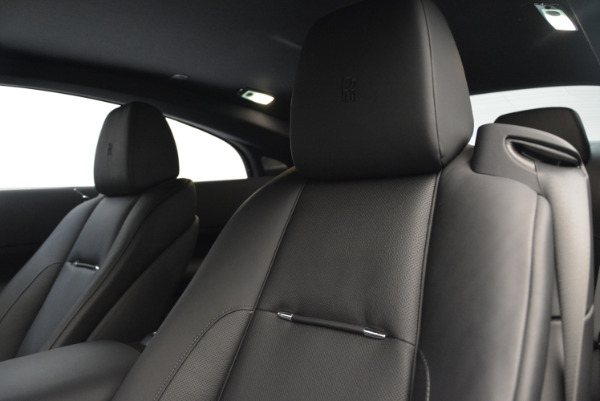Used 2015 Rolls-Royce Wraith for sale $169,900 at Maserati of Greenwich in Greenwich CT 06830 13