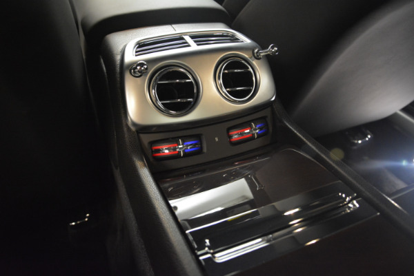 Used 2015 Rolls-Royce Wraith for sale $169,900 at Maserati of Greenwich in Greenwich CT 06830 19