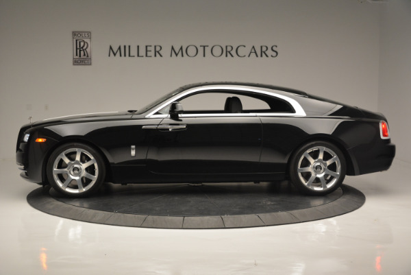 Used 2015 Rolls-Royce Wraith for sale $169,900 at Maserati of Greenwich in Greenwich CT 06830 2