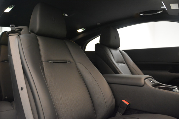 Used 2015 Rolls-Royce Wraith for sale $169,900 at Maserati of Greenwich in Greenwich CT 06830 21