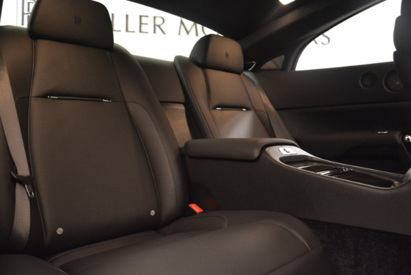 Used 2015 Rolls-Royce Wraith for sale $169,900 at Maserati of Greenwich in Greenwich CT 06830 23