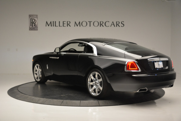 Used 2015 Rolls-Royce Wraith for sale $169,900 at Maserati of Greenwich in Greenwich CT 06830 3