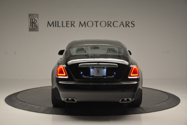 Used 2015 Rolls-Royce Wraith for sale $169,900 at Maserati of Greenwich in Greenwich CT 06830 4
