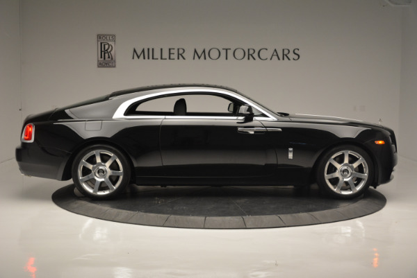 Used 2015 Rolls-Royce Wraith for sale $169,900 at Maserati of Greenwich in Greenwich CT 06830 6