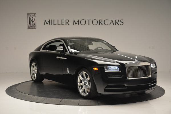 Used 2015 Rolls-Royce Wraith for sale $169,900 at Maserati of Greenwich in Greenwich CT 06830 7