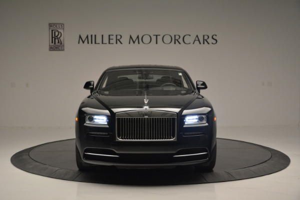 Used 2015 Rolls-Royce Wraith for sale $169,900 at Maserati of Greenwich in Greenwich CT 06830 8