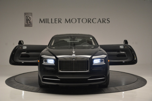 Used 2015 Rolls-Royce Wraith for sale $169,900 at Maserati of Greenwich in Greenwich CT 06830 9