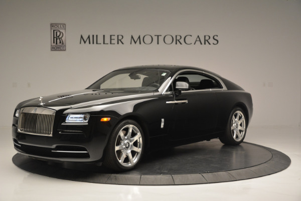 Used 2015 Rolls-Royce Wraith for sale $169,900 at Maserati of Greenwich in Greenwich CT 06830 1