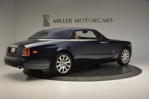 Used 2014 Rolls-Royce Phantom Drophead Coupe for sale Sold at Maserati of Greenwich in Greenwich CT 06830 13