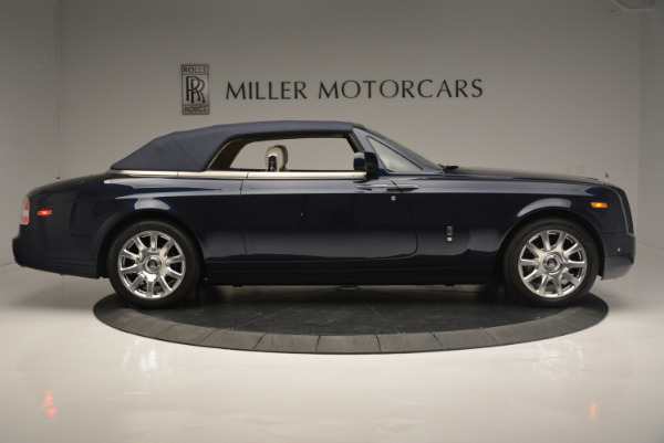 Used 2014 Rolls-Royce Phantom Drophead Coupe for sale Sold at Maserati of Greenwich in Greenwich CT 06830 14