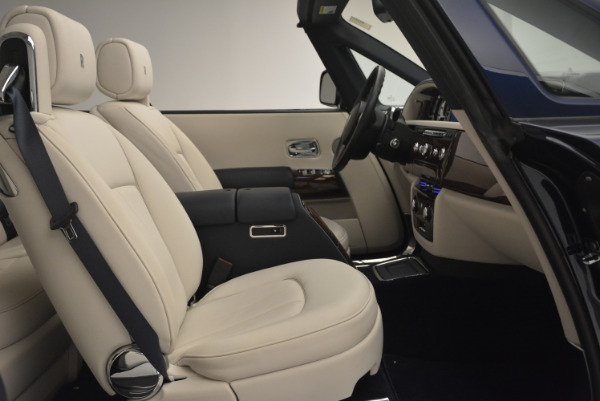 Used 2014 Rolls-Royce Phantom Drophead Coupe for sale Sold at Maserati of Greenwich in Greenwich CT 06830 23