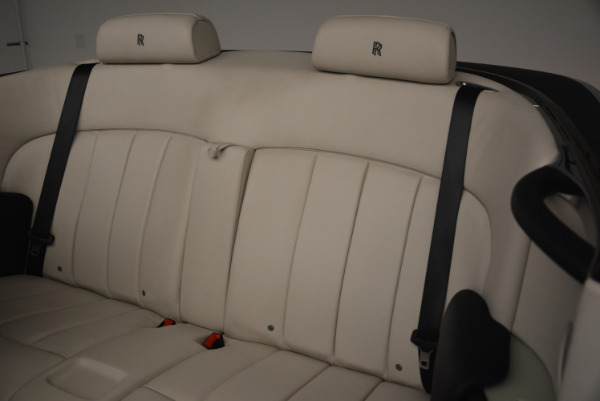 Used 2014 Rolls-Royce Phantom Drophead Coupe for sale Sold at Maserati of Greenwich in Greenwich CT 06830 24