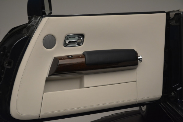 Used 2014 Rolls-Royce Phantom Drophead Coupe for sale Sold at Maserati of Greenwich in Greenwich CT 06830 25
