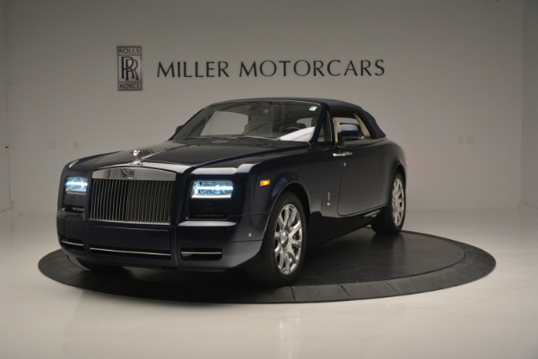 Used 2014 Rolls-Royce Phantom Drophead Coupe for sale Sold at Maserati of Greenwich in Greenwich CT 06830 9