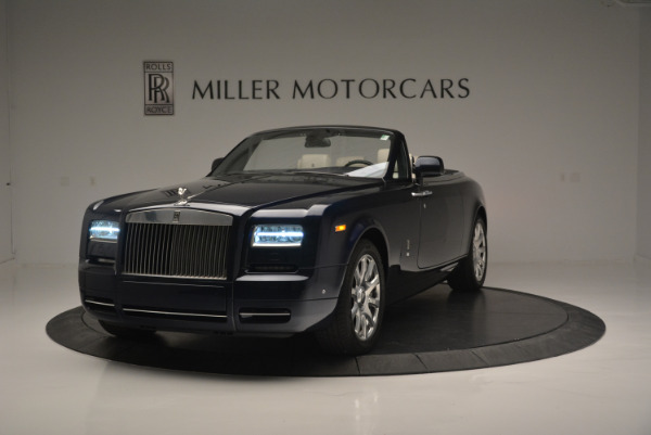 Used 2014 Rolls-Royce Phantom Drophead Coupe for sale Sold at Maserati of Greenwich in Greenwich CT 06830 1