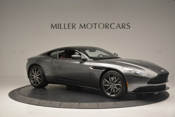 Used 2018 Aston Martin DB11 V12 for sale $167,990 at Maserati of Greenwich in Greenwich CT 06830 10