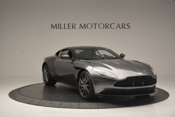 Used 2018 Aston Martin DB11 V12 for sale $167,990 at Maserati of Greenwich in Greenwich CT 06830 11