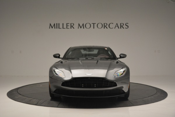 Used 2018 Aston Martin DB11 V12 for sale $167,990 at Maserati of Greenwich in Greenwich CT 06830 12