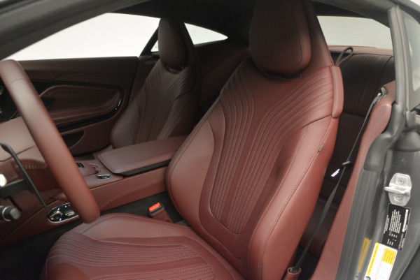 Used 2018 Aston Martin DB11 V12 for sale $167,990 at Maserati of Greenwich in Greenwich CT 06830 15