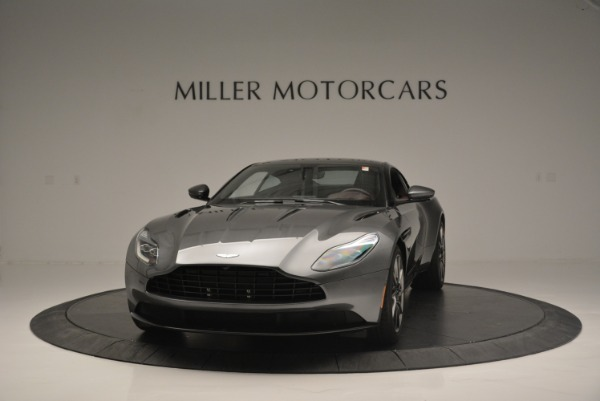 Used 2018 Aston Martin DB11 V12 for sale $167,990 at Maserati of Greenwich in Greenwich CT 06830 2