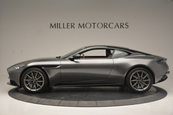Used 2018 Aston Martin DB11 V12 for sale $167,990 at Maserati of Greenwich in Greenwich CT 06830 3