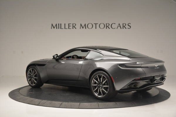 Used 2018 Aston Martin DB11 V12 for sale $167,990 at Maserati of Greenwich in Greenwich CT 06830 4