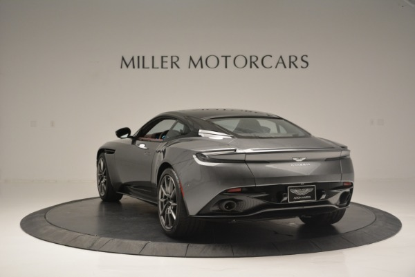 Used 2018 Aston Martin DB11 V12 for sale $167,990 at Maserati of Greenwich in Greenwich CT 06830 5