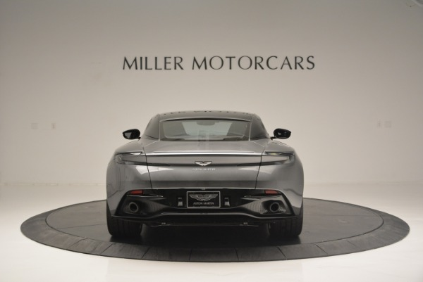 Used 2018 Aston Martin DB11 V12 for sale $167,990 at Maserati of Greenwich in Greenwich CT 06830 6