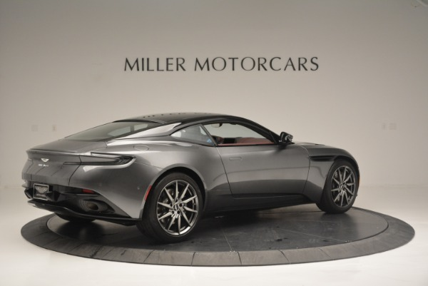 Used 2018 Aston Martin DB11 V12 for sale $167,990 at Maserati of Greenwich in Greenwich CT 06830 8