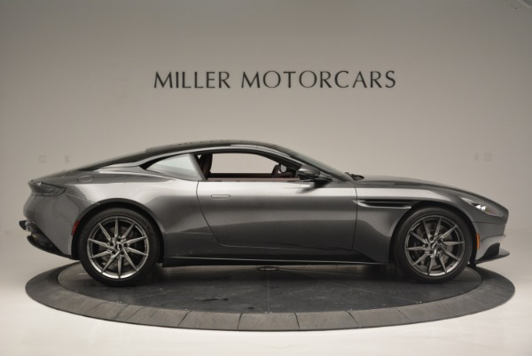 Used 2018 Aston Martin DB11 V12 for sale $167,990 at Maserati of Greenwich in Greenwich CT 06830 9