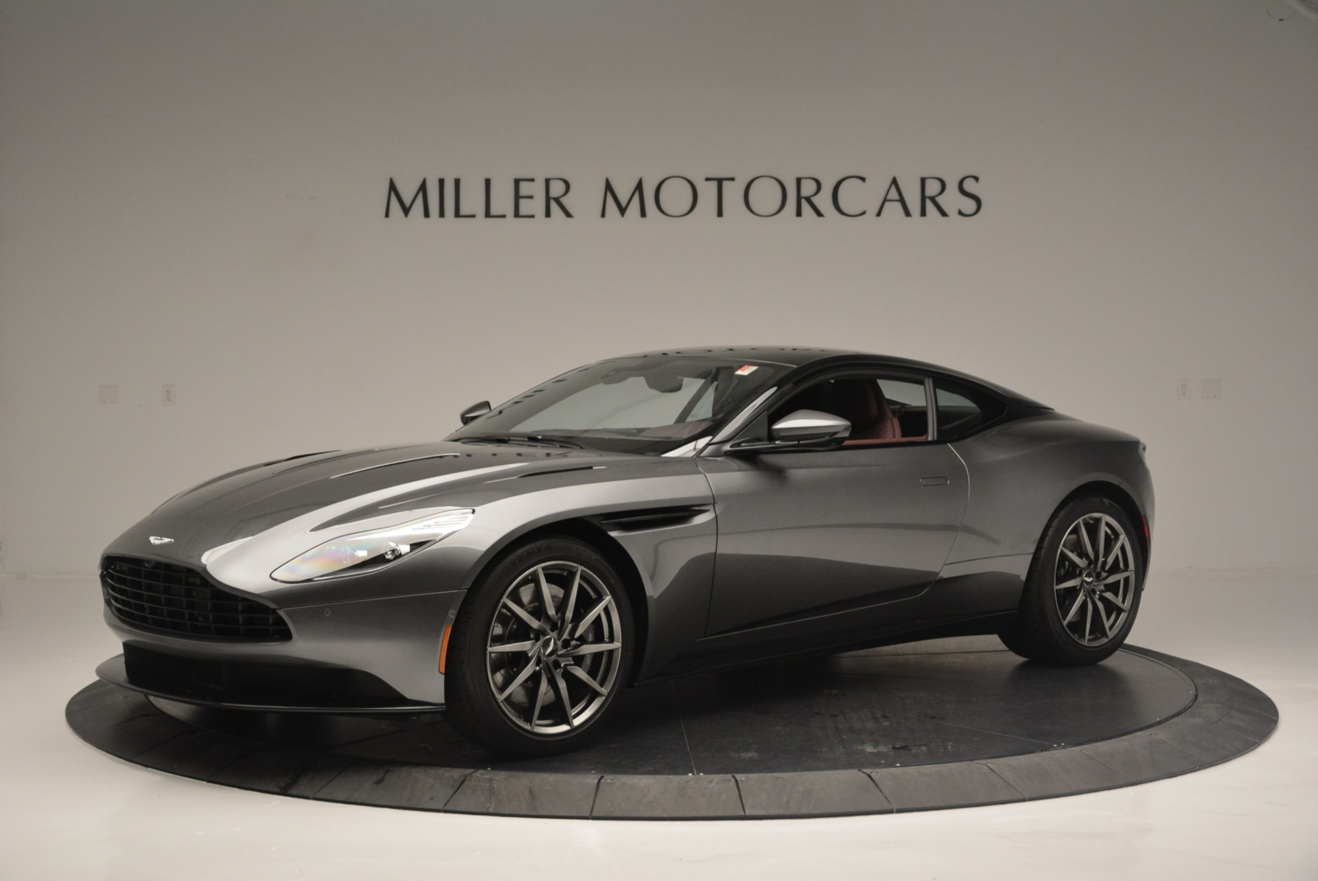 Used 2018 Aston Martin DB11 V12 for sale $167,990 at Maserati of Greenwich in Greenwich CT 06830 1