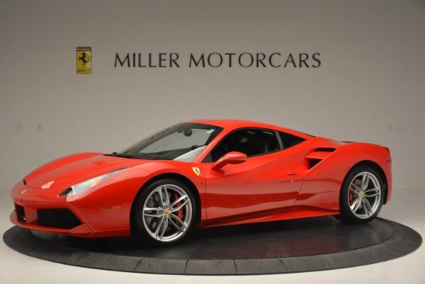 Used 2017 Ferrari 488 GTB for sale Sold at Maserati of Greenwich in Greenwich CT 06830 2