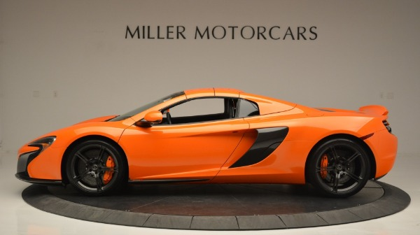 Used 2015 McLaren 650S Spider Convertible for sale Sold at Maserati of Greenwich in Greenwich CT 06830 16