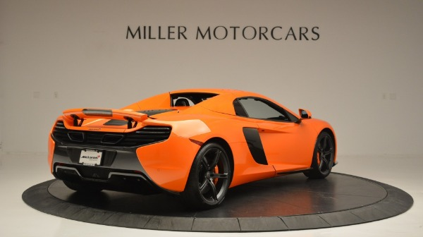 Used 2015 McLaren 650S Spider Convertible for sale Sold at Maserati of Greenwich in Greenwich CT 06830 19
