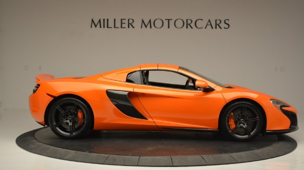 Used 2015 McLaren 650S Spider Convertible for sale Sold at Maserati of Greenwich in Greenwich CT 06830 20
