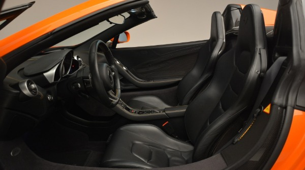 Used 2015 McLaren 650S Spider Convertible for sale Sold at Maserati of Greenwich in Greenwich CT 06830 22