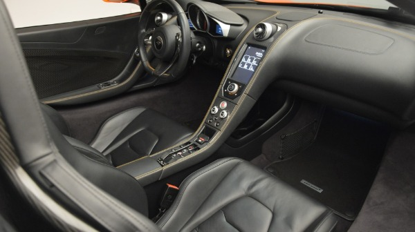 Used 2015 McLaren 650S Spider Convertible for sale Sold at Maserati of Greenwich in Greenwich CT 06830 24
