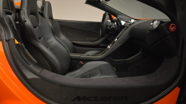 Used 2015 McLaren 650S Spider Convertible for sale Sold at Maserati of Greenwich in Greenwich CT 06830 26